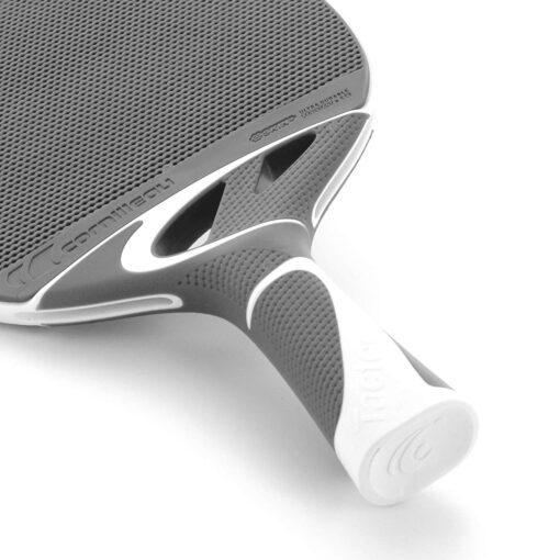 Cornilleau Tacteo 50 Grey Ping Pong Paddle