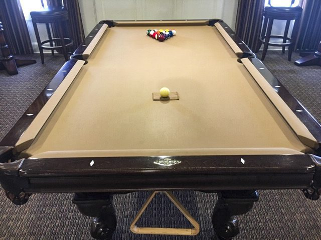 Brunswick Used Pool Tables >> 8 Used Brunswick Pool Table Discounted Hatfield Pa