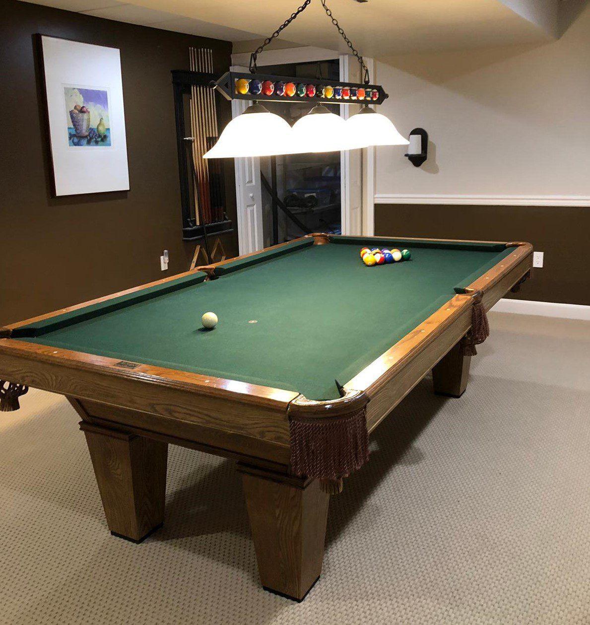 Used 8 Brunswick Pool Table