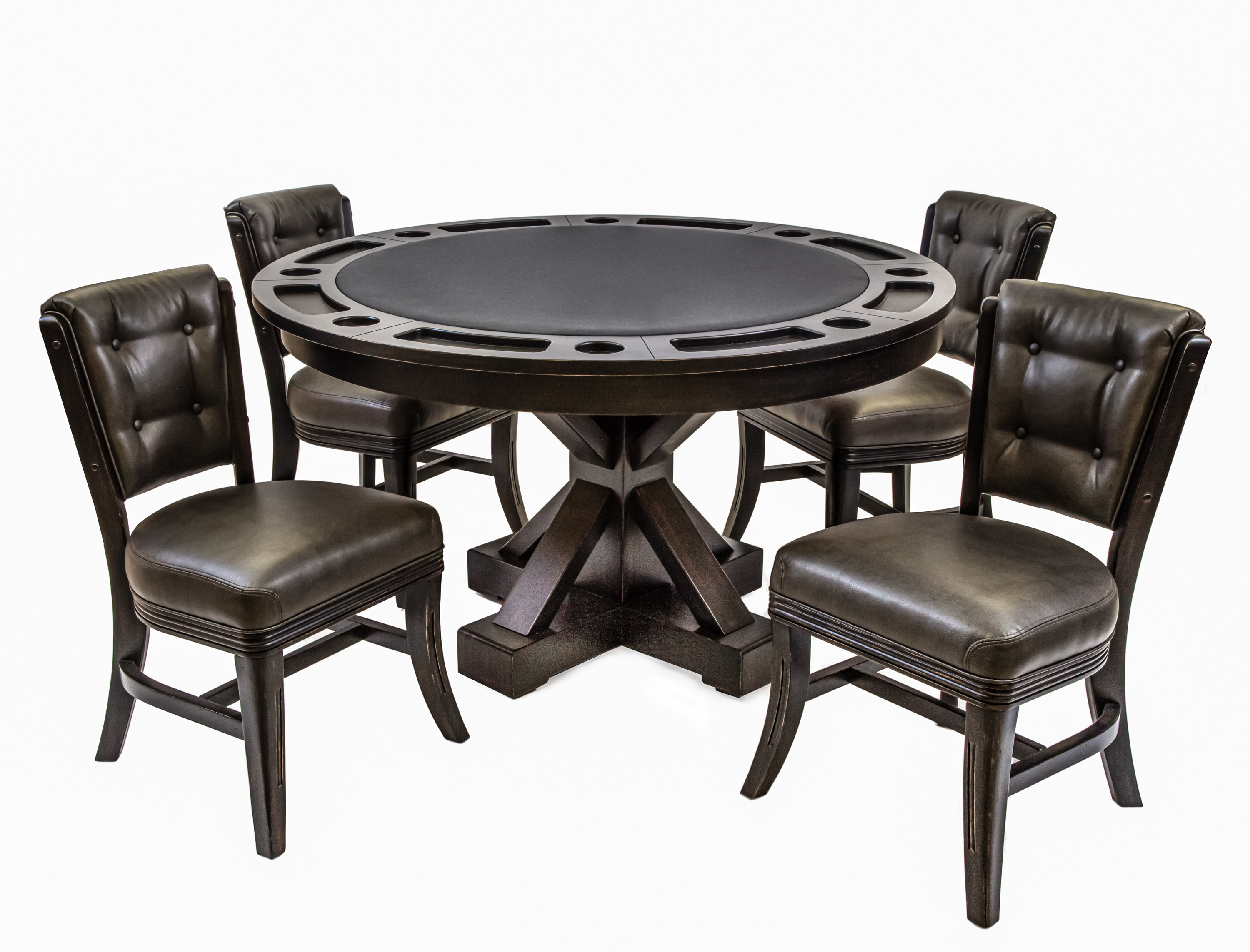 Darafeev Trestle Table with 917 Chairs