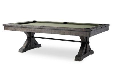 Otis Pool Table by Plank & Hide