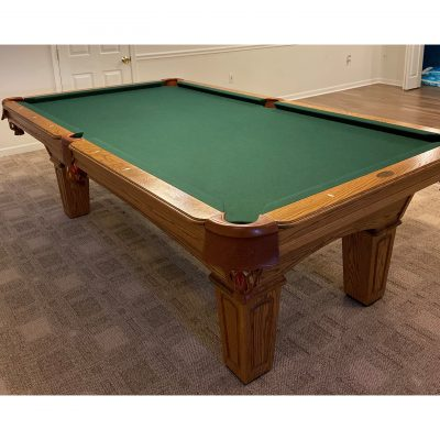 used augusta olhausen billiards pool table