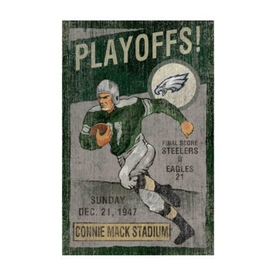 PHILADELPHIA EAGLES WALL ART