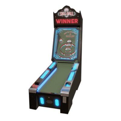 Glow Skee Ball Game by Bay Tek