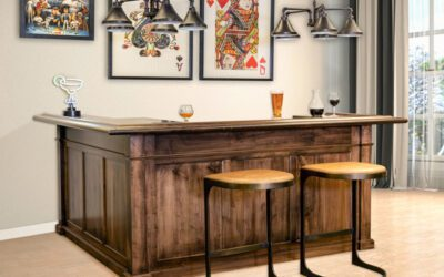 Bring Family & Friends Together in Style with a Custom Home Bar