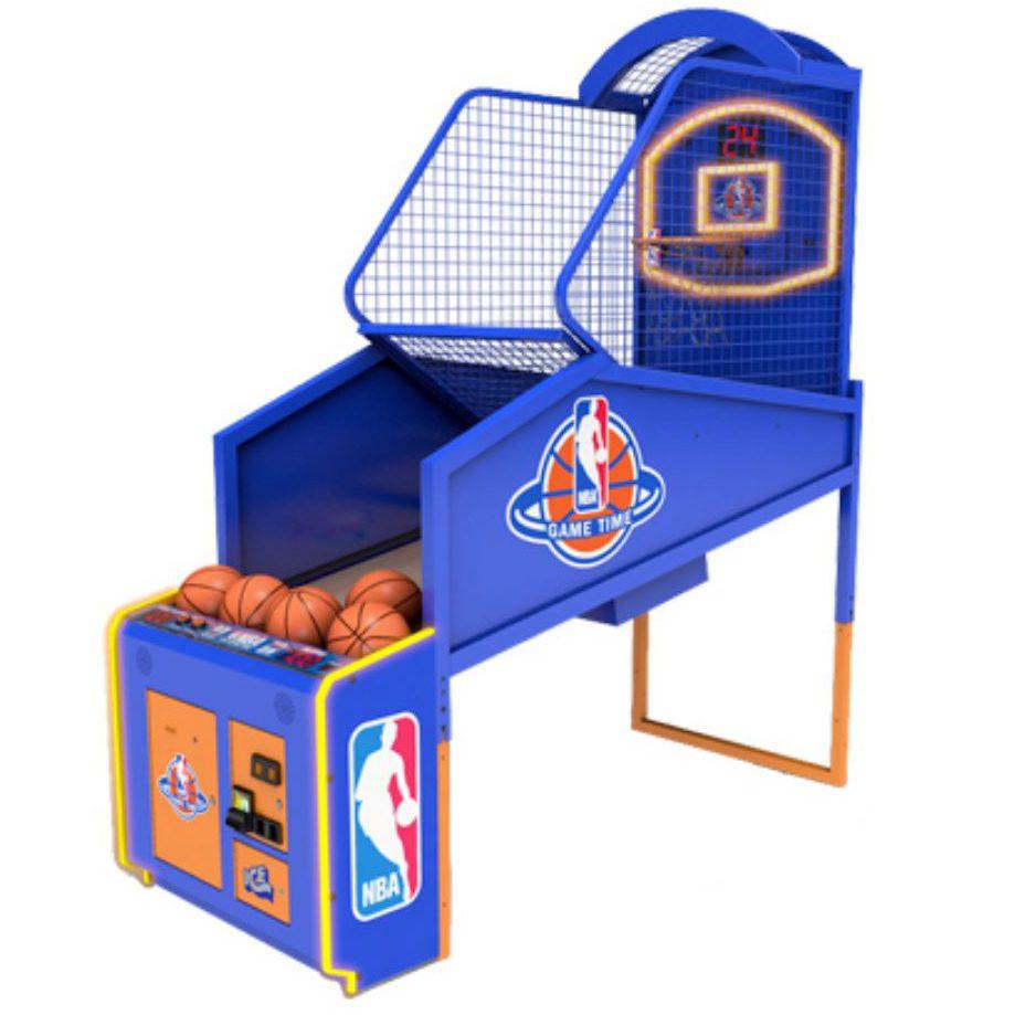 NBA Game-time hoops indoor basketball game
