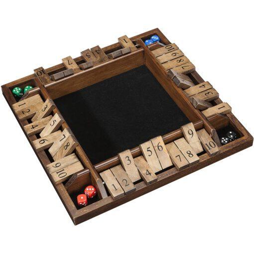 Shut the Box 4 Player