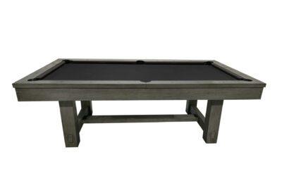 8′ Hamilton Pool Table by Plank & Hide
