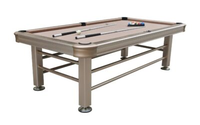The Loft Outdoor Pool Table