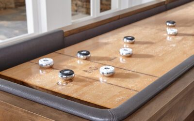 Basic Rules of Shuffleboard: How to Play