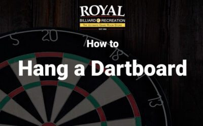 Measurements for Hanging a Dartboard: How To