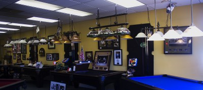 Lighting fixtures for your man cave