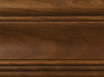 Traditional Mahogany on Tulipwood
